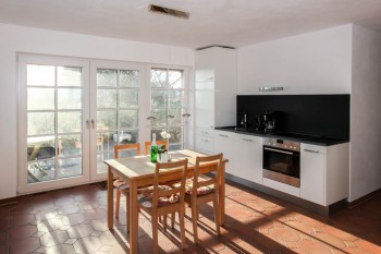 Ferienwohnung 1a - Küche